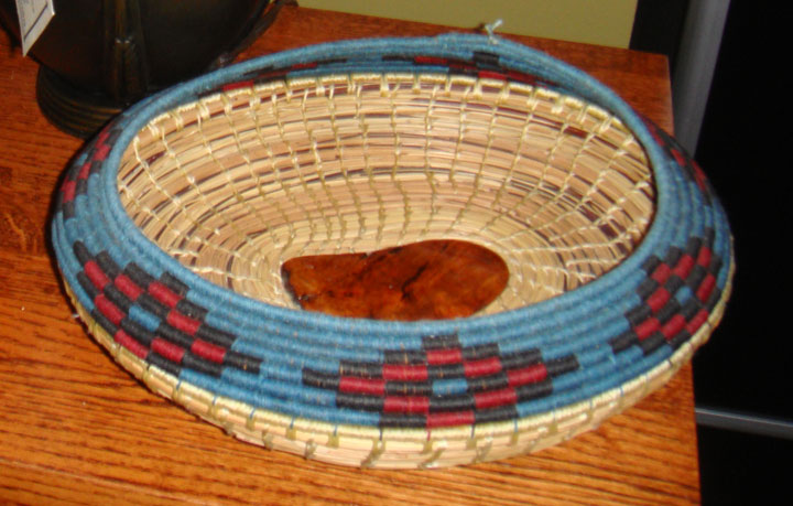 Basket Weaving Origin : Pine needle basket weaving history forum all empires