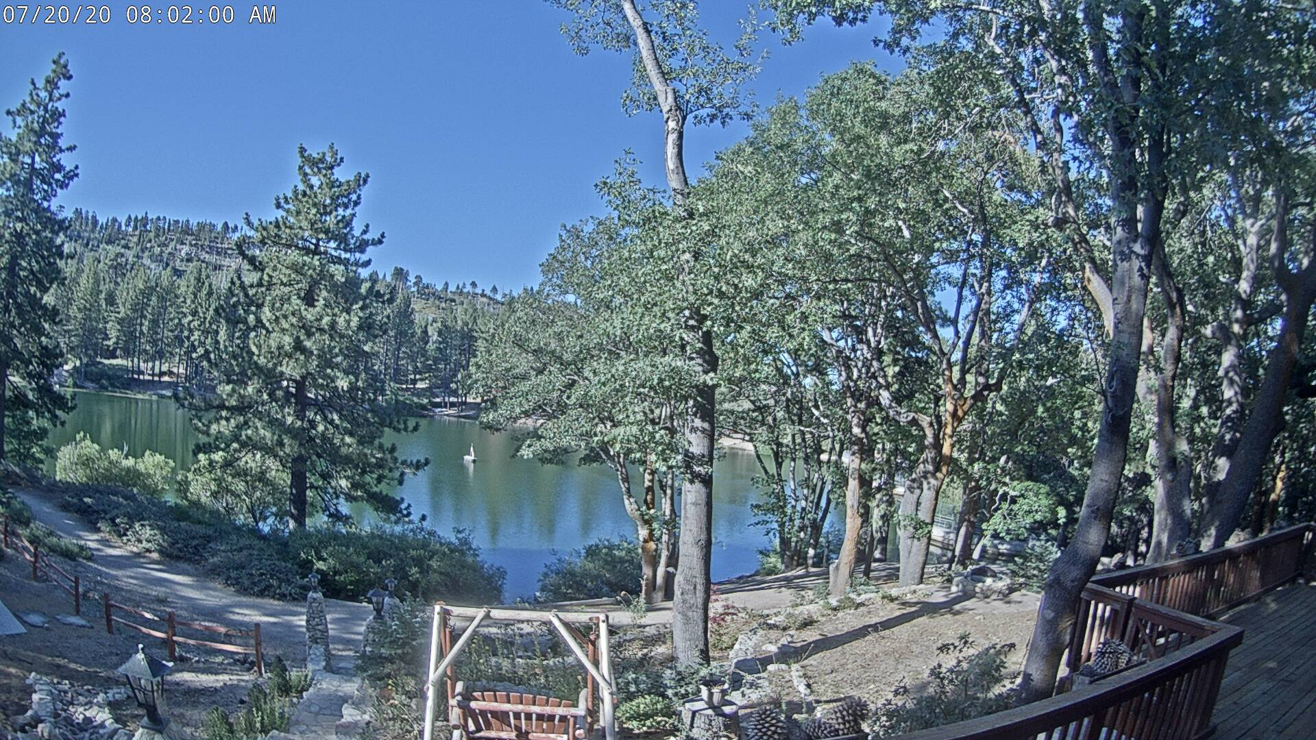 Green Valley Lake Webcam Lake View