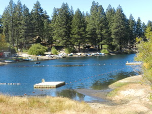 Walk to the Lake !!